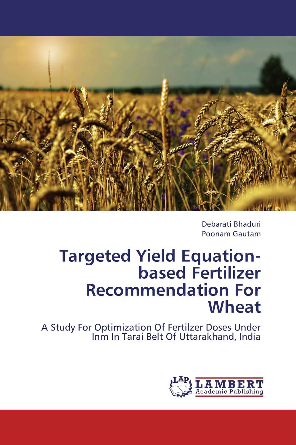 Targeted Yield Equation-based Fertilizer Recommendation For Wheat chemical weed control in wheat triticum aestivum l