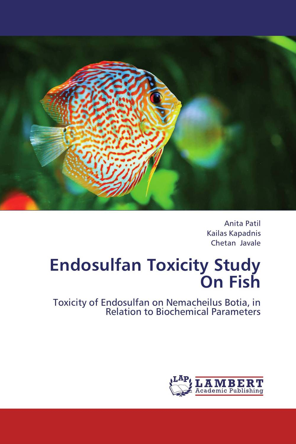 Endosulfan Toxicity Study On Fish effect of nickel toxicity on liver enzymes of fish