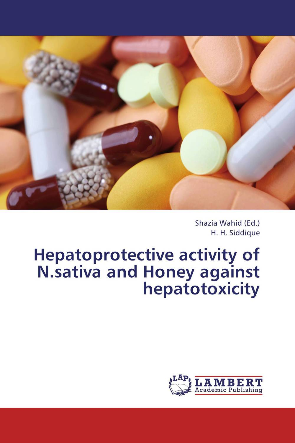 купить Hepatoprotective activity of N.sativa and Honey against hepatotoxicity недорого