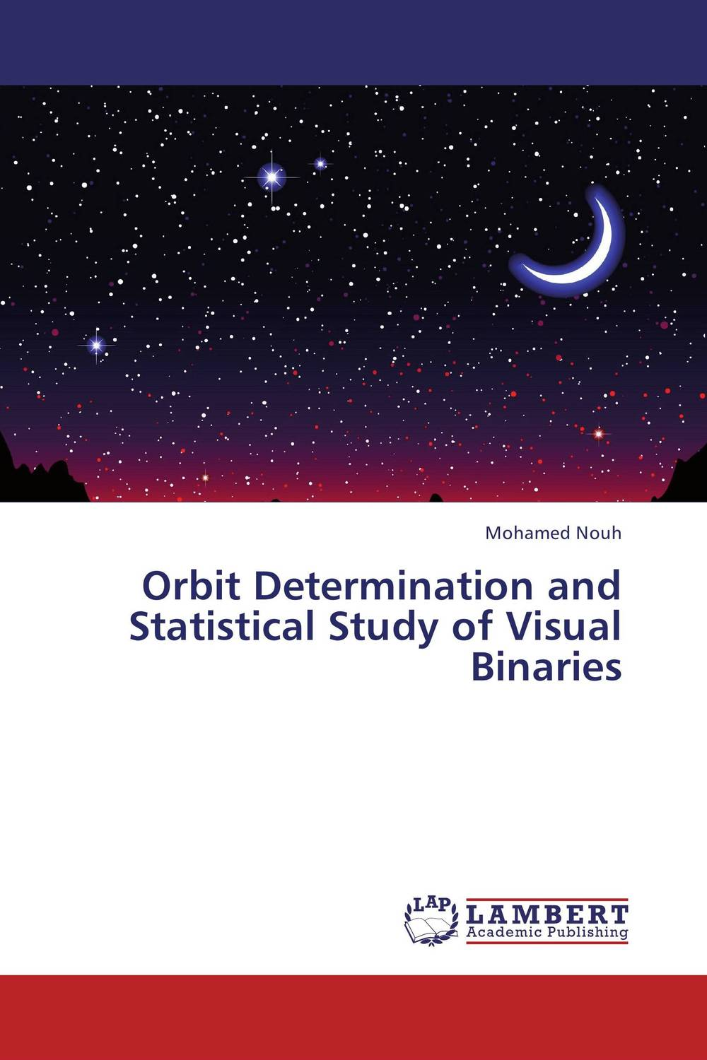 Orbit Determination and Statistical Study of Visual Binaries