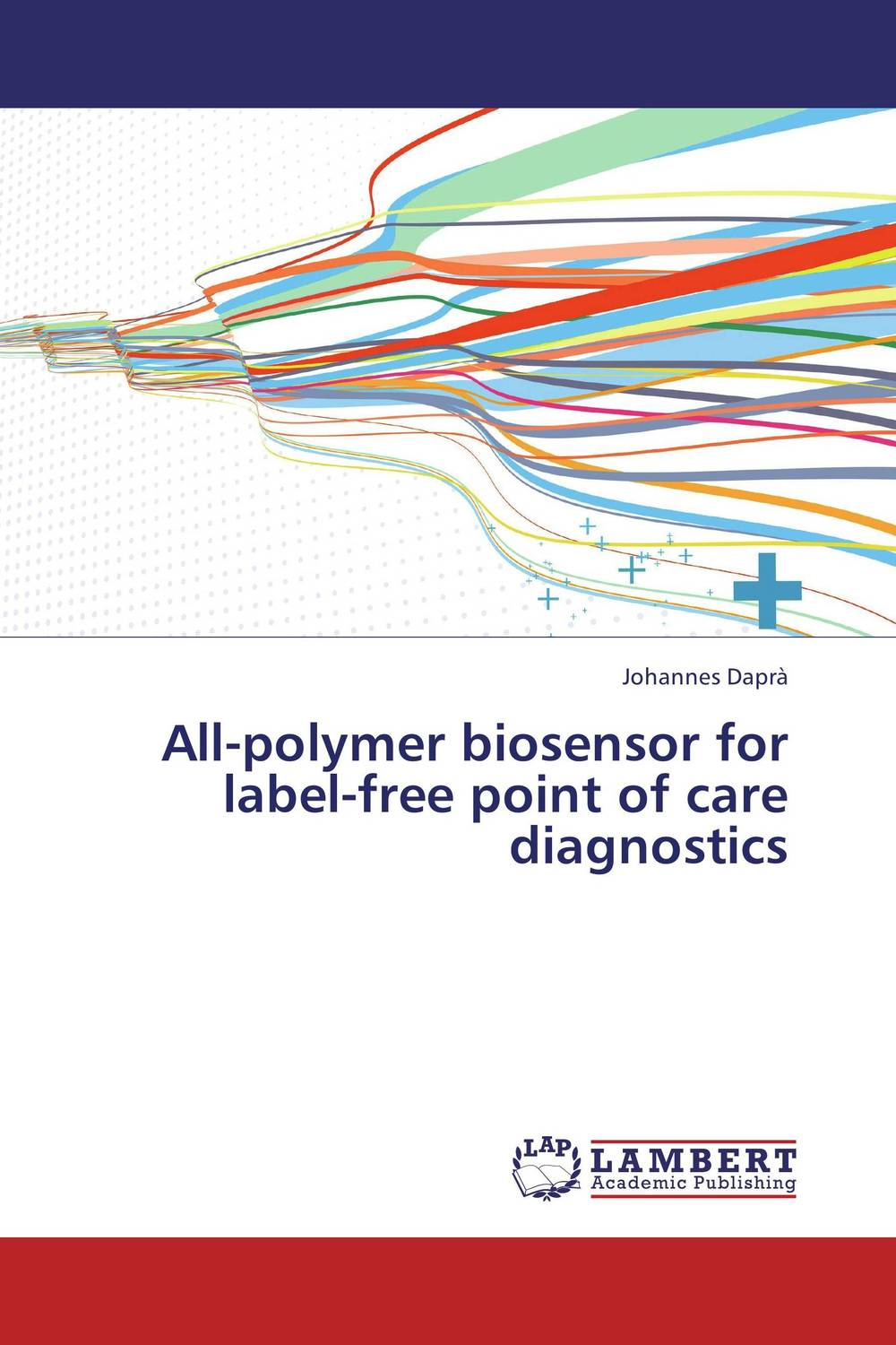 All-polymer biosensor for label-free point of care diagnostics micro electrodes biosensor