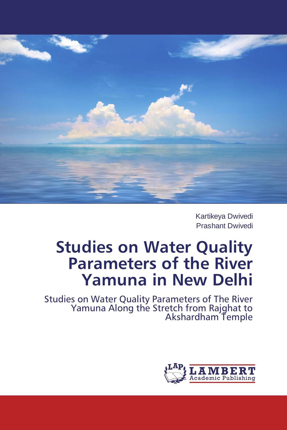 Studies on Water Quality Parameters of the River Yamuna in New Delhi effects of dams on river water quality