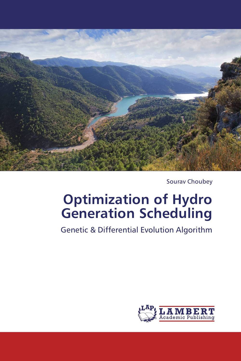Optimization of Hydro Generation Scheduling optimization of hydro generation scheduling