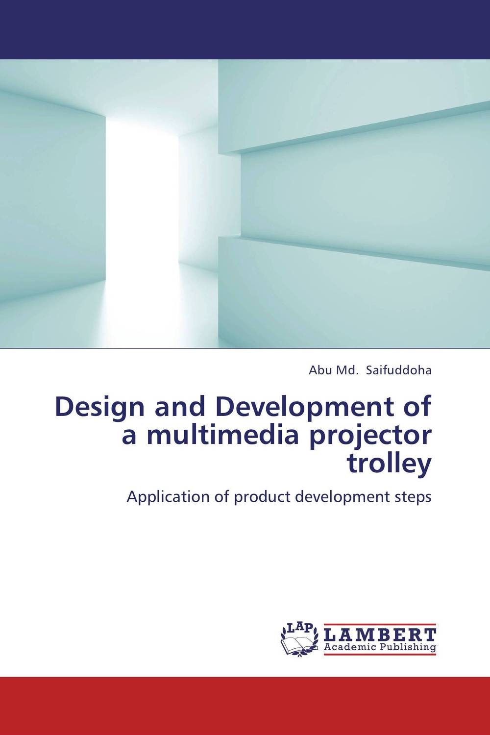 Design and Development of a multimedia projector trolley product development practices that matter