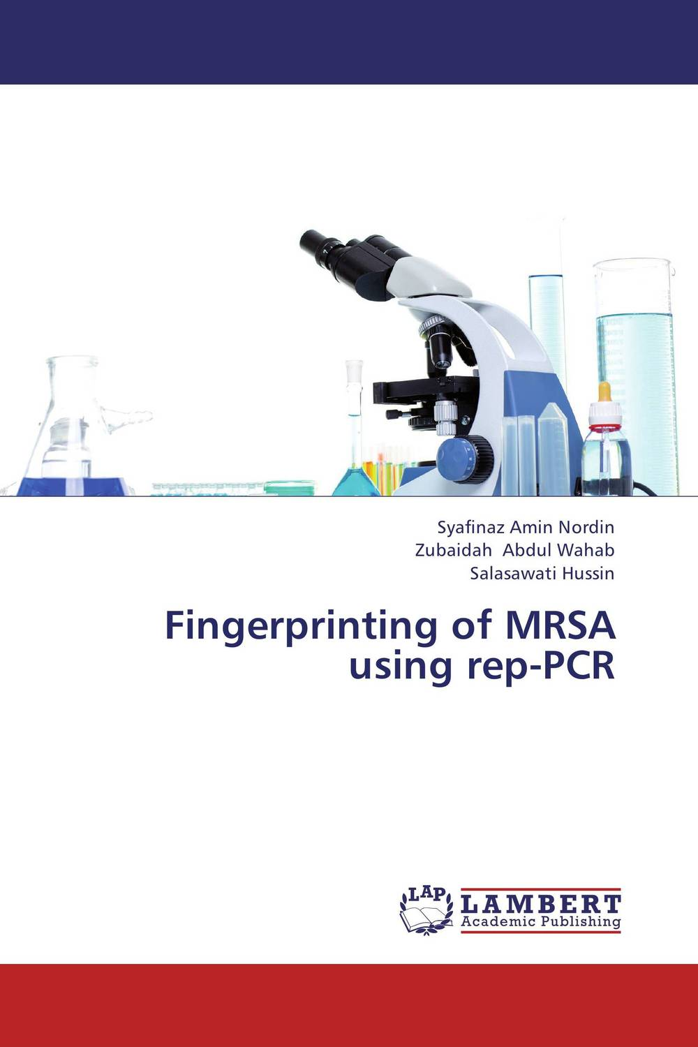 Fingerprinting of MRSA using rep-PCR mrsa bacteraemia
