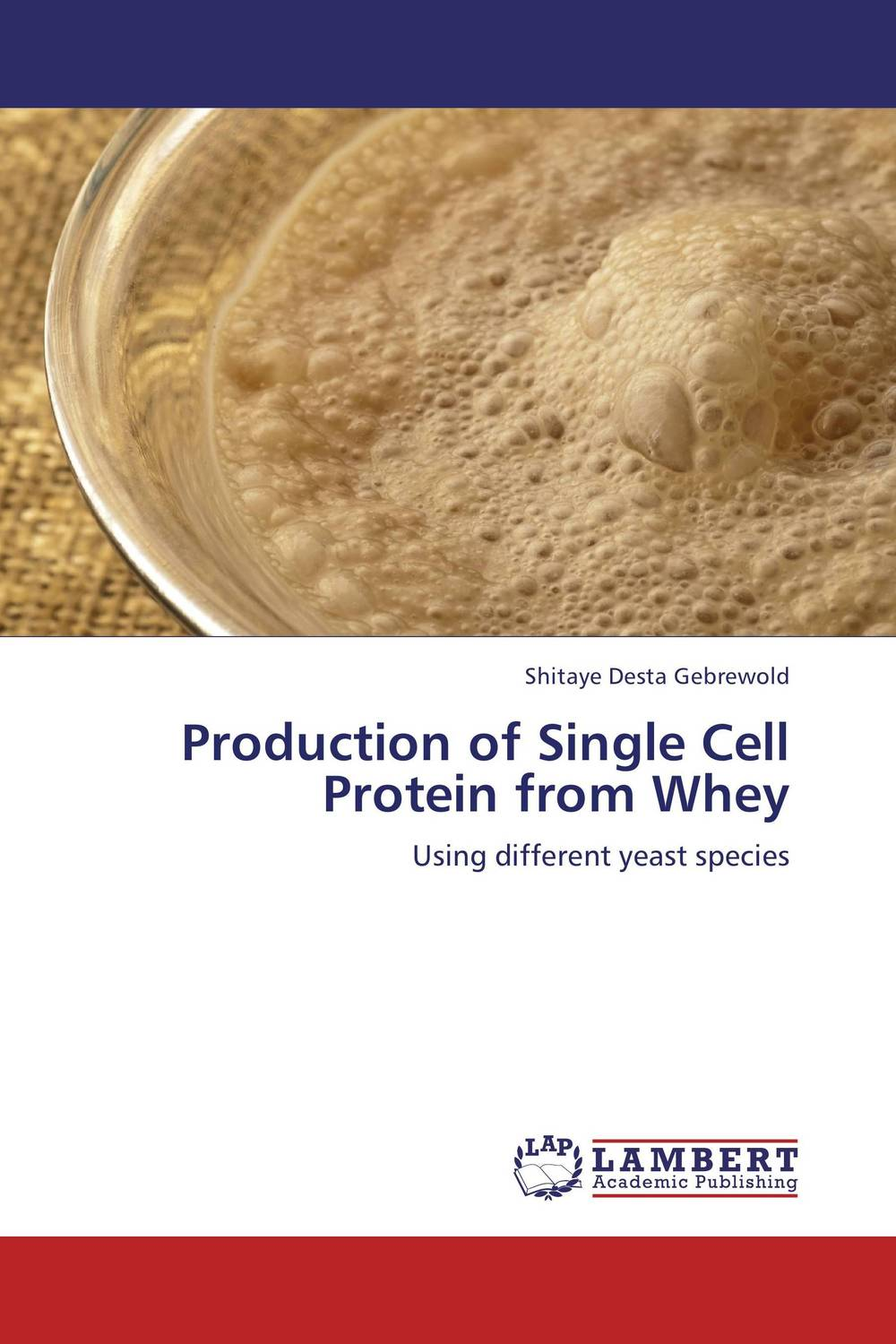 Production of Single Cell Protein from Whey lipid production by oleaginous yeasts