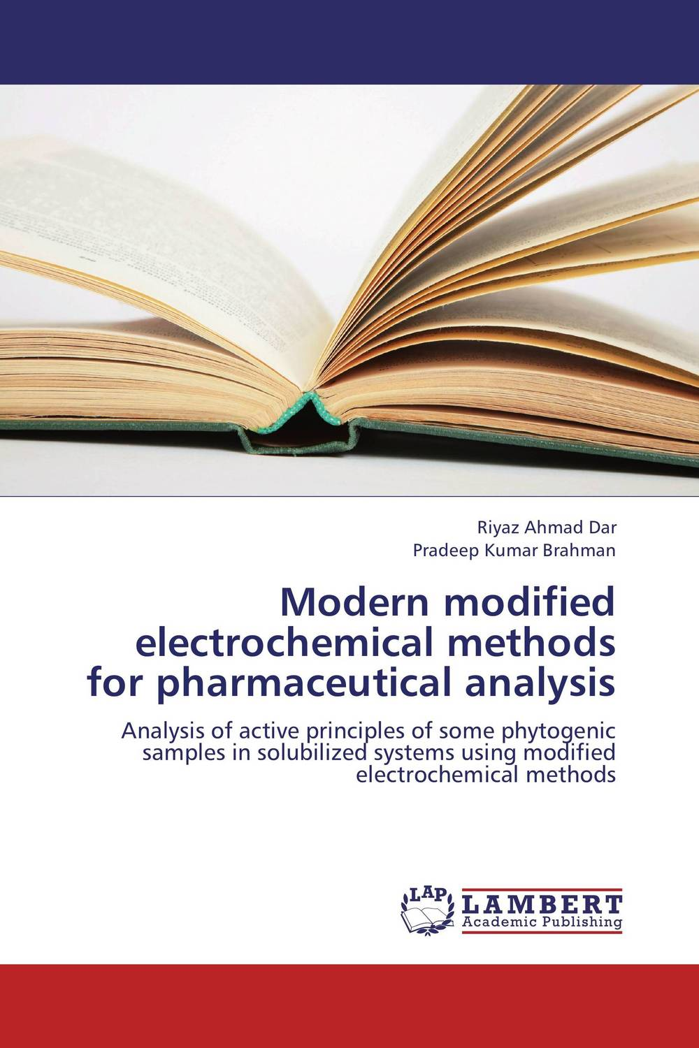 Modern modified electrochemical methods for pharmaceutical analysis modern instrumentations of pharmaceuticals analysis