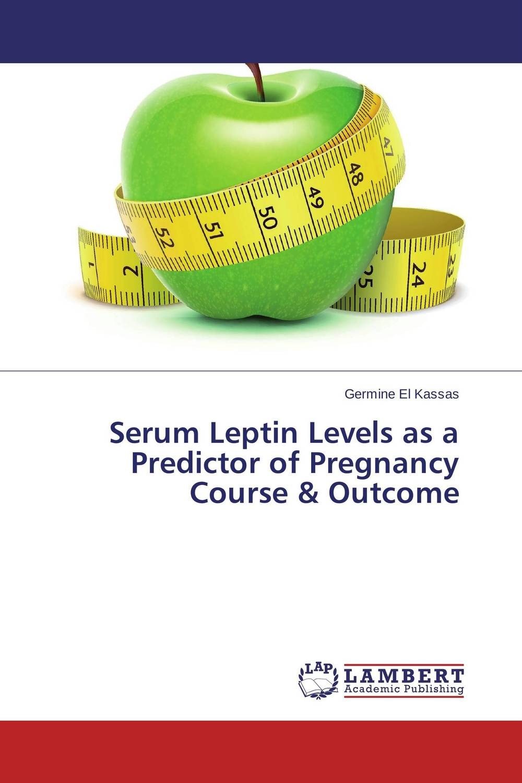 Serum Leptin Levels as a Predictor of Pregnancy Course & Outcome schema as predictor of depression