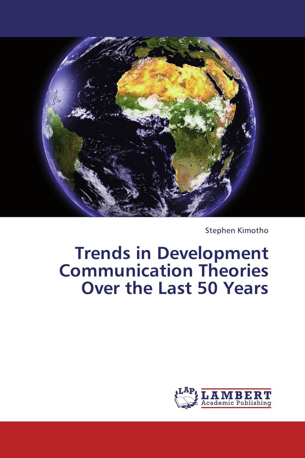 Trends in Development Communication Theories Over the Last 50 Years cherdpong kheerajit and alexander g flor participatory development communication in cbnrm