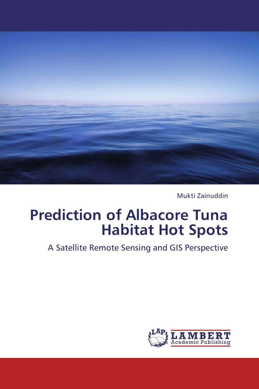 Prediction of Albacore Tuna Habitat Hot Spots sana shahzadi beenish fatima and muhammad kamran urdu t9 and word prediction messaging system for android