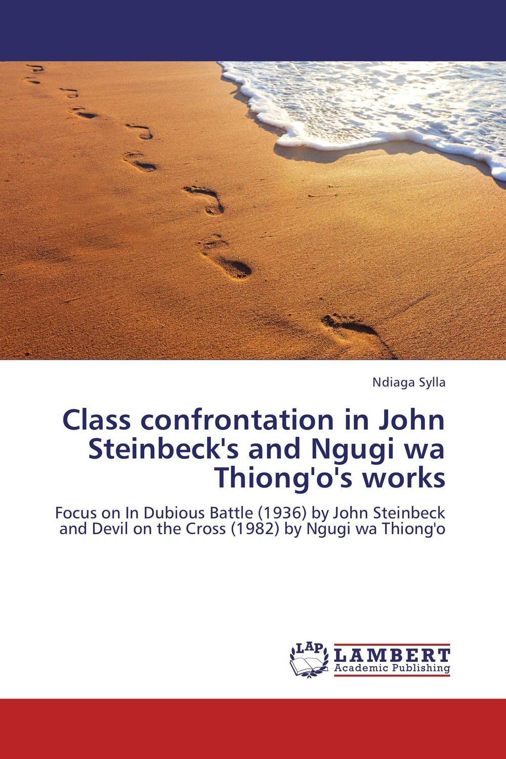 Class confrontation in John Steinbeck's and Ngugi wa Thiong'o's works fernaz mohd sadiq behlim m n kuttappa and u s krishna nayak maxillary protraction in class iii cases