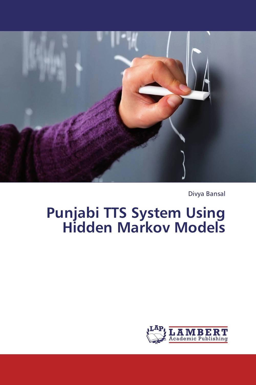 Punjabi TTS System Using Hidden Markov Models bhai kahn singh nabha library punjabi university patiala
