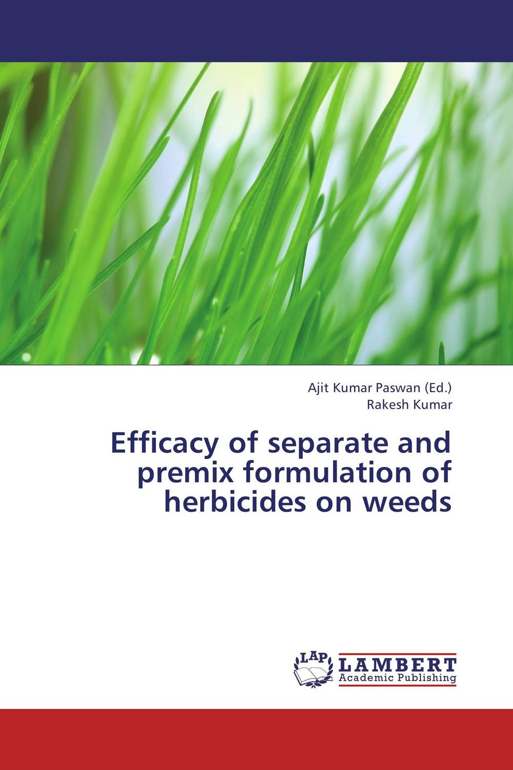 Efficacy of separate and premix formulation of herbicides on weeds chemical weed control in wheat triticum aestivum l
