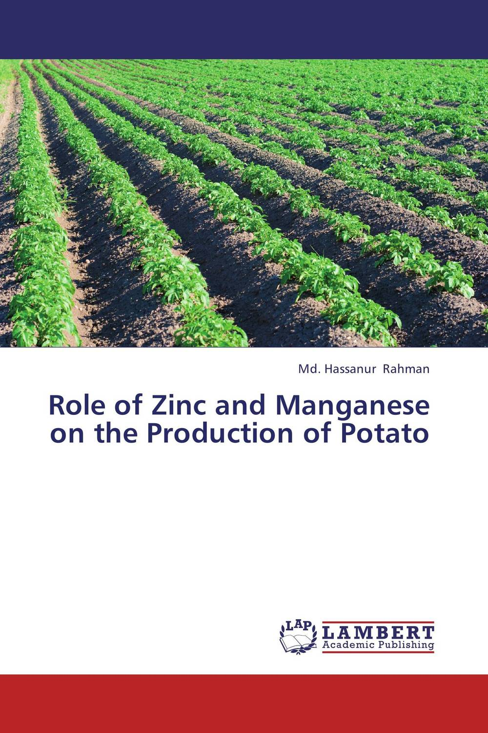 Role of Zinc and Manganese on the Production of Potato the role of evaluation as a mechanism for advancing principal practice