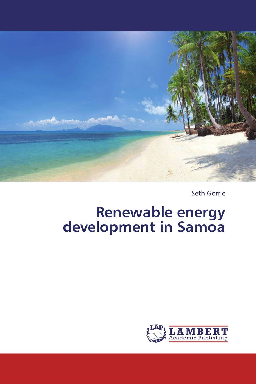 Renewable energy development in Samoa tarek el geziry assessment of tidal current energy resource in the strait of messina