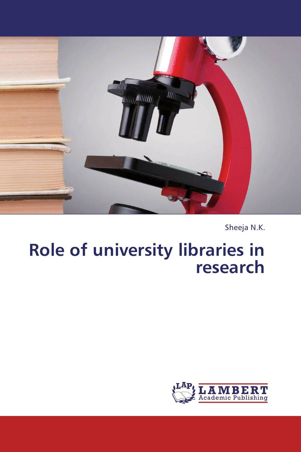купить Role of university libraries in research недорого