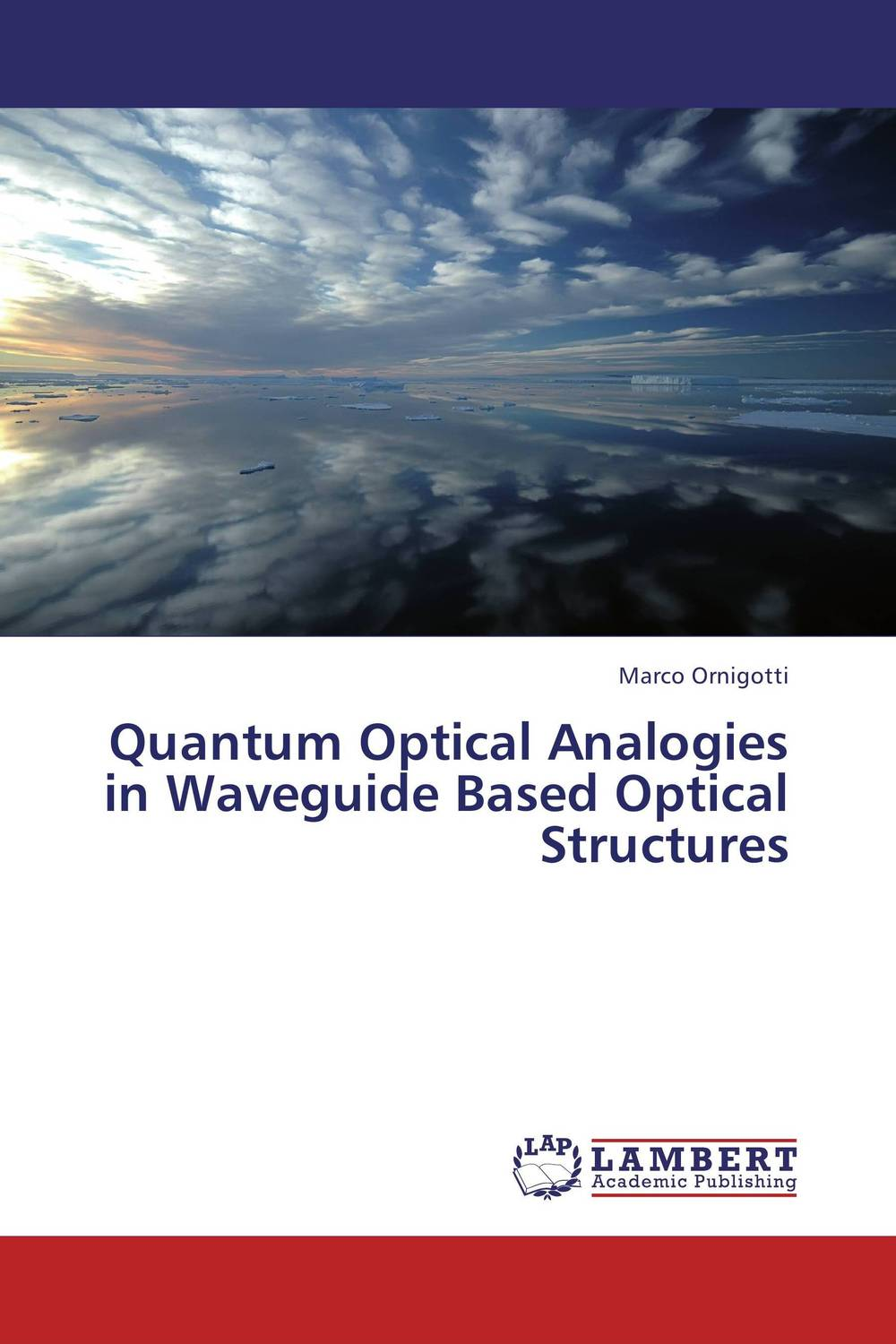 Quantum Optical Analogies in Waveguide Based Optical Structures quantum structures