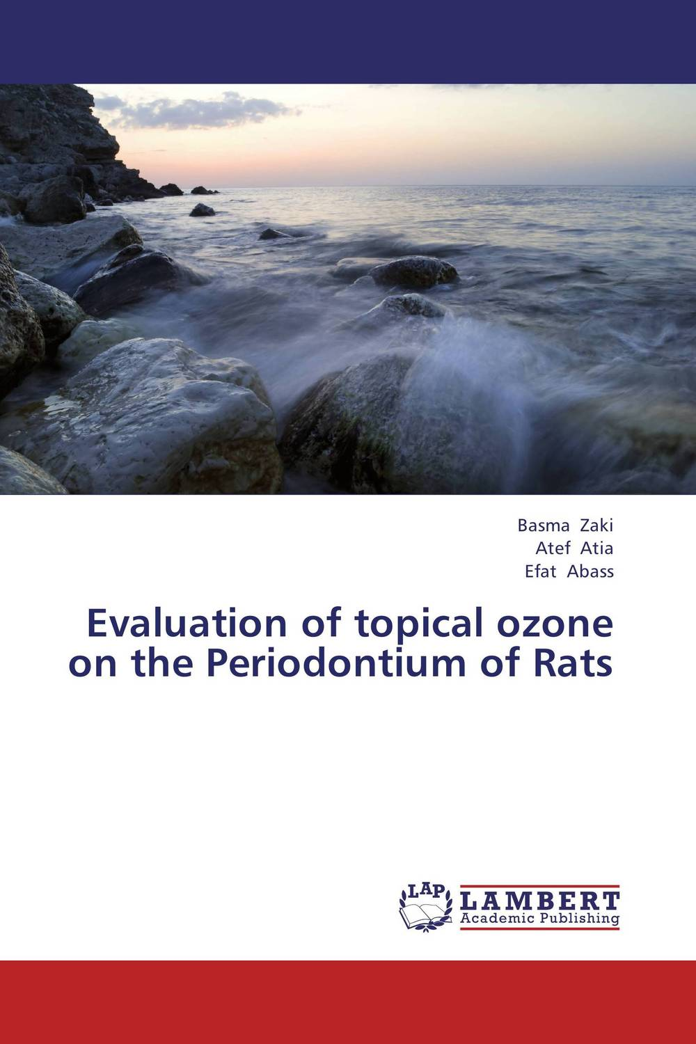 Evaluation of topical ozone on the Periodontium of Rats managing the store