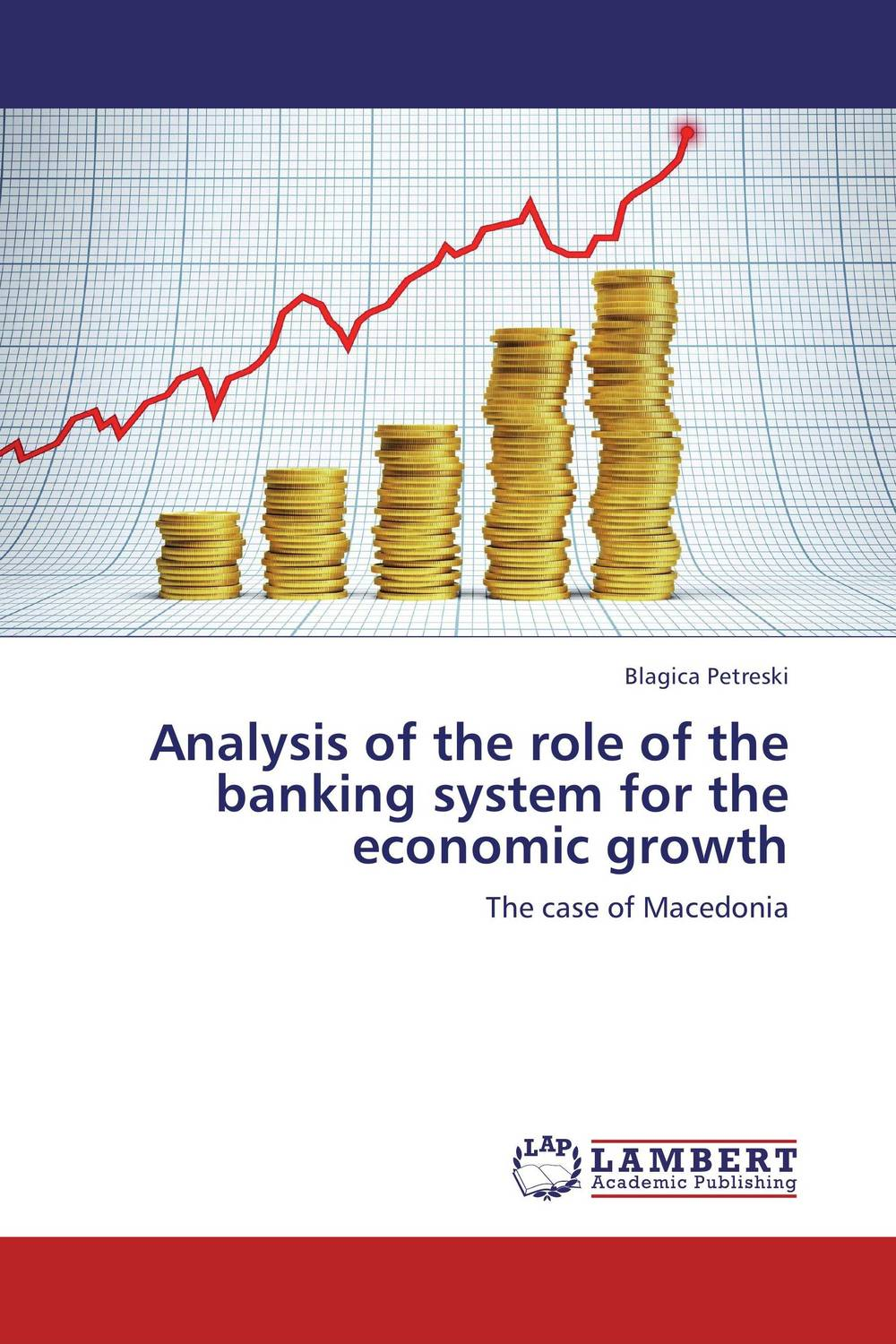 Analysis of the role of the banking system for the economic growth system security through log analysis