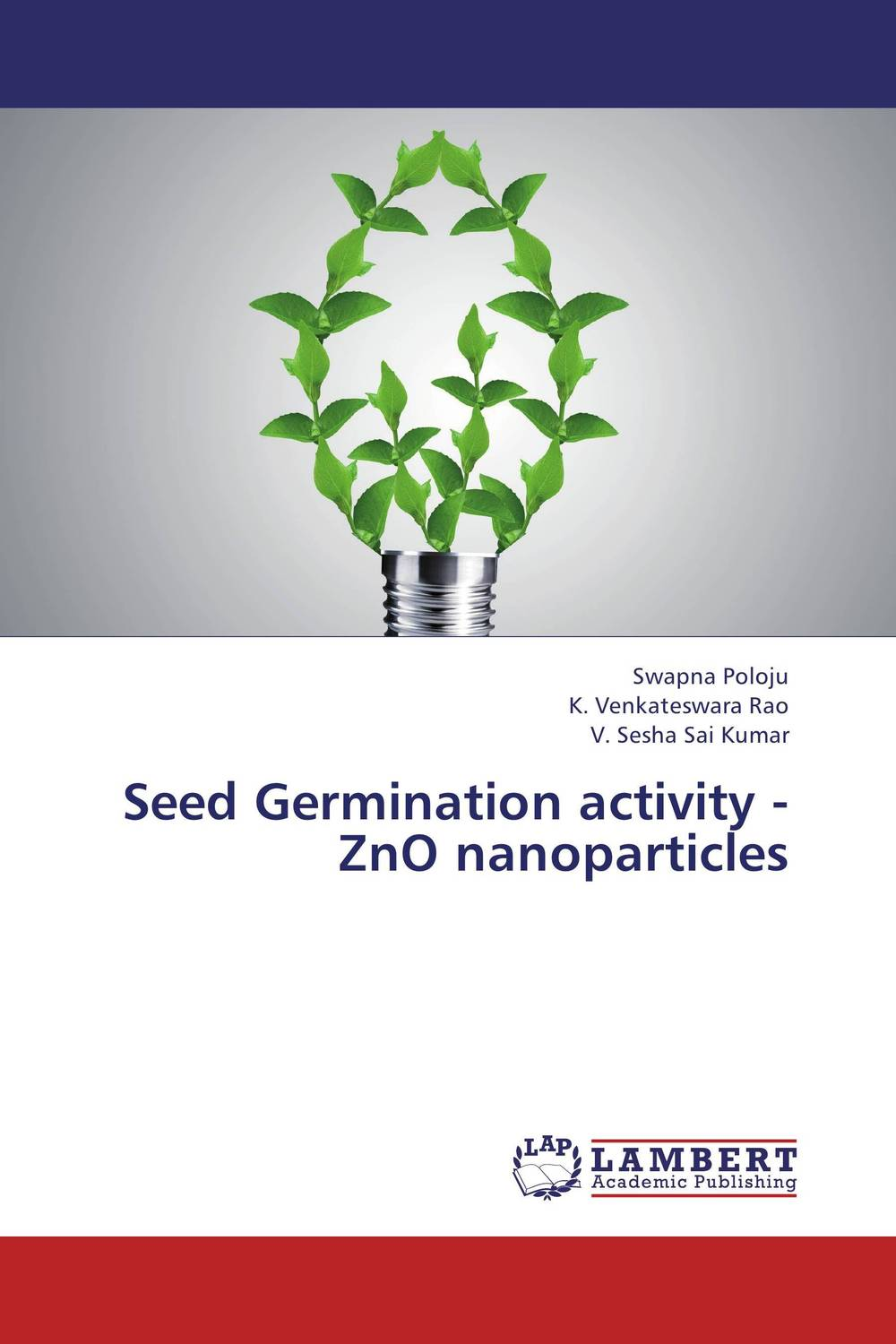 Seed Germination activity - ZnO nanoparticles seed dormancy and germination