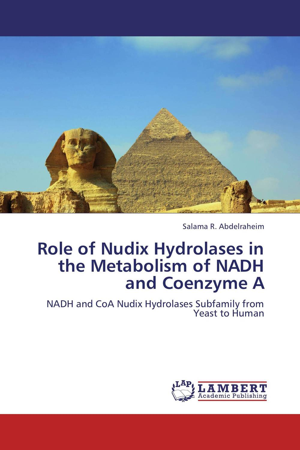 Role of Nudix Hydrolases in the Metabolism of NADH and Coenzyme A ganesh deshmukh sudarshan latake and avinash satpute role of trichoderma viride in chickpea wilt
