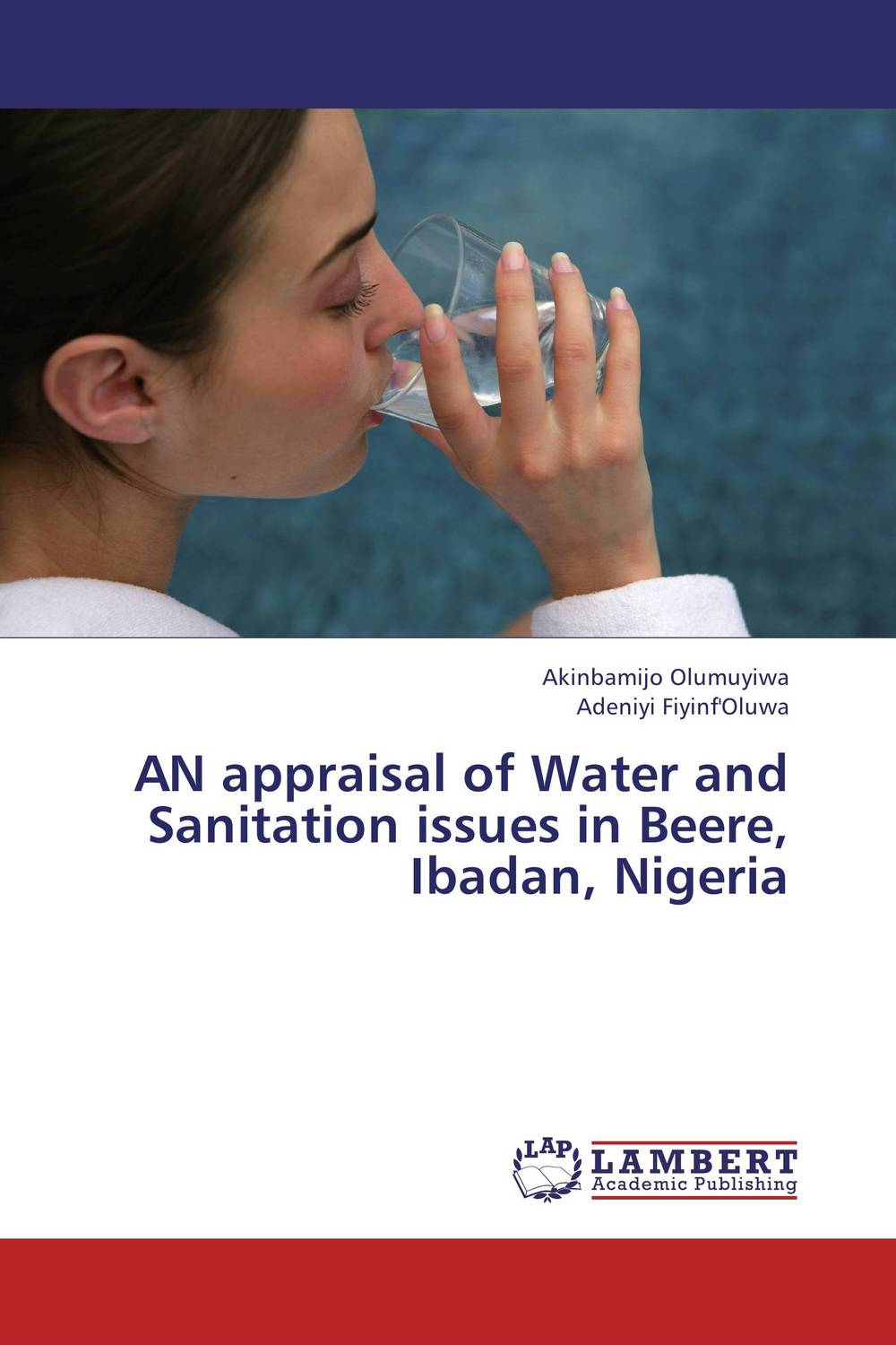 все цены на AN appraisal of Water and Sanitation issues in Beere, Ibadan, Nigeria