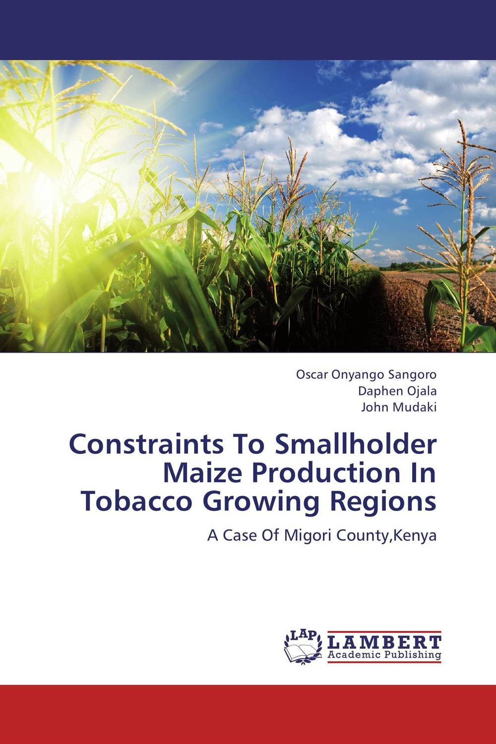 Constraints To Smallholder Maize Production In Tobacco Growing Regions cold storage accessibility and agricultural production by smallholders