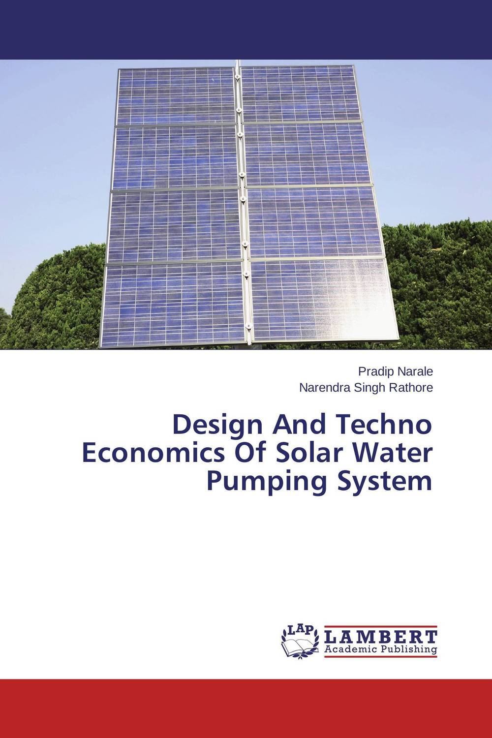 Design And Techno Economics Of Solar Water Pumping System photovoltaic water pumping systems