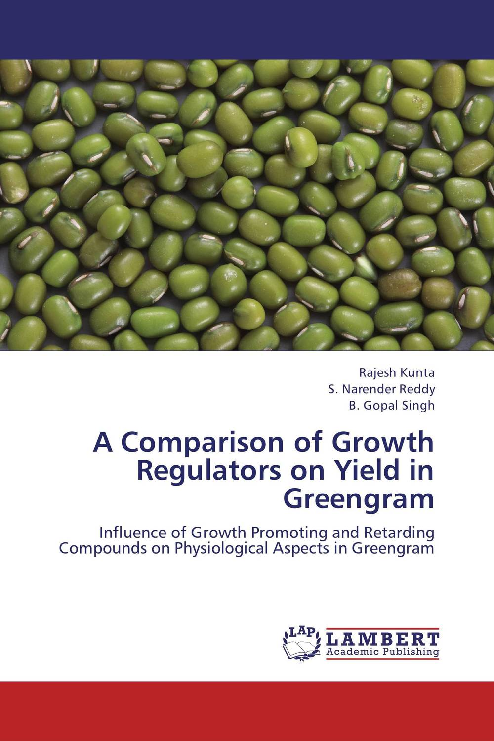 A Comparison of Growth Regulators on Yield in Greengram