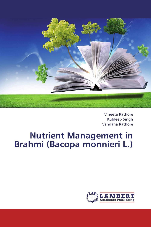 купить Nutrient Management in Brahmi (Bacopa monnieri L.) недорого