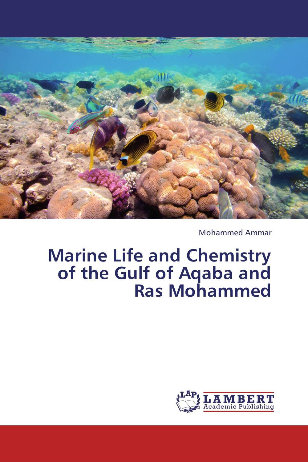 Marine Life and Chemistry of the Gulf of Aqaba and Ras Mohammed