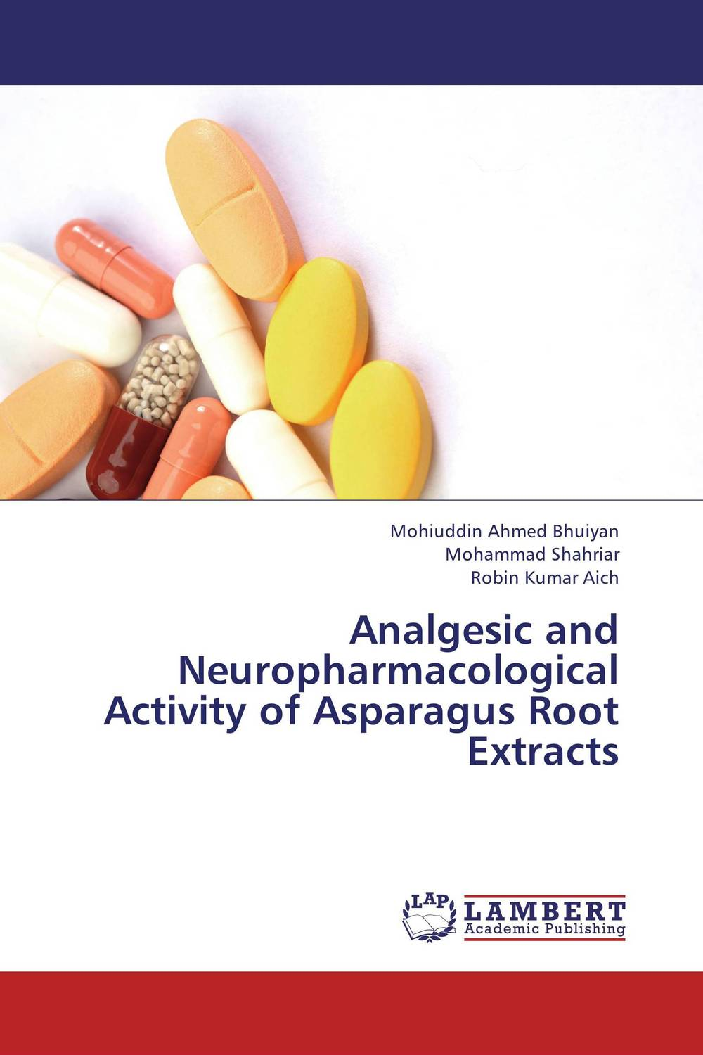 Analgesic and Neuropharmacological Activity of Asparagus Root Extracts