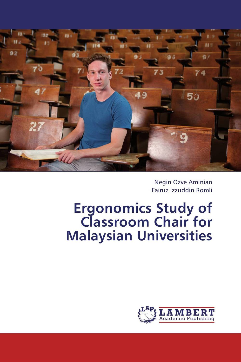 Ergonomics Study of Classroom Chair for Malaysian Universities the silver chair