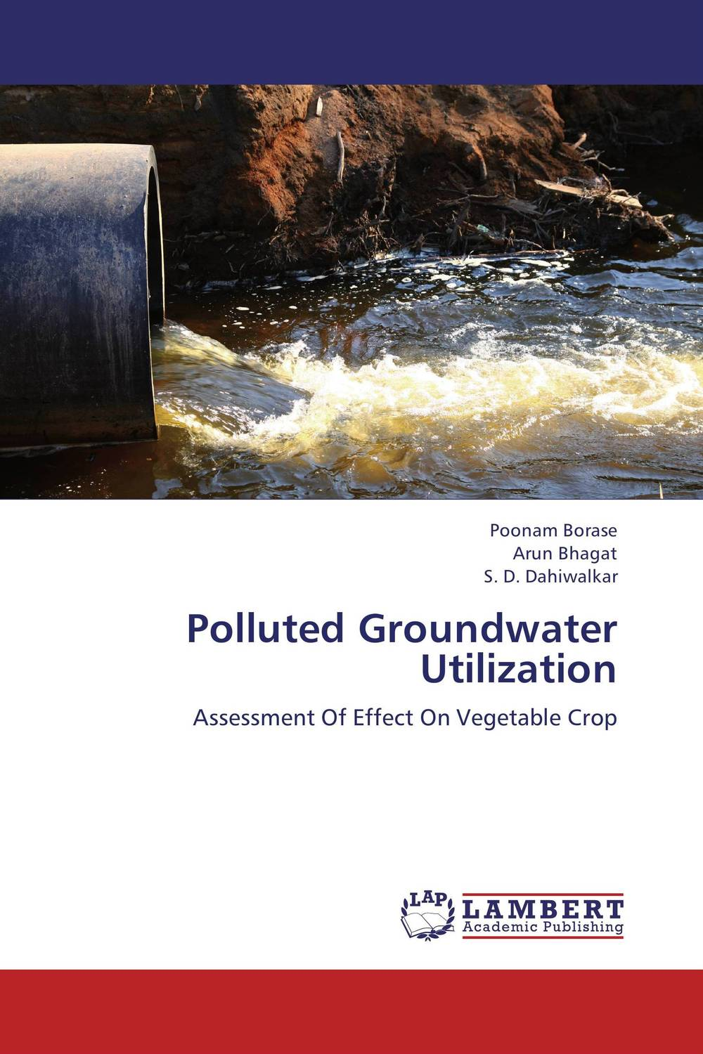 Polluted Groundwater Utilization analysis of pharmaceuticals in wastewater and their photodegradation