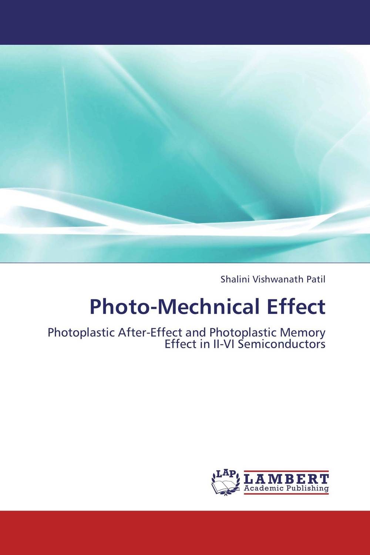 Photo-Mechnical Effect