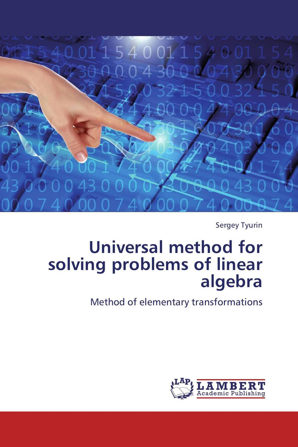 Universal method for solving problems of linear algebra recent trends for solving fuzzy multi objective programming problems