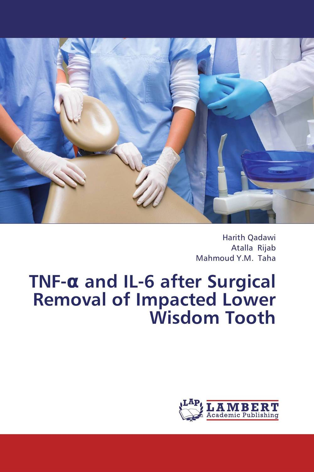 TNF-? and IL-6 after Surgical Removal of Impacted Lower Wisdom Tooth preventing pocket formation after impacted third molar surgery