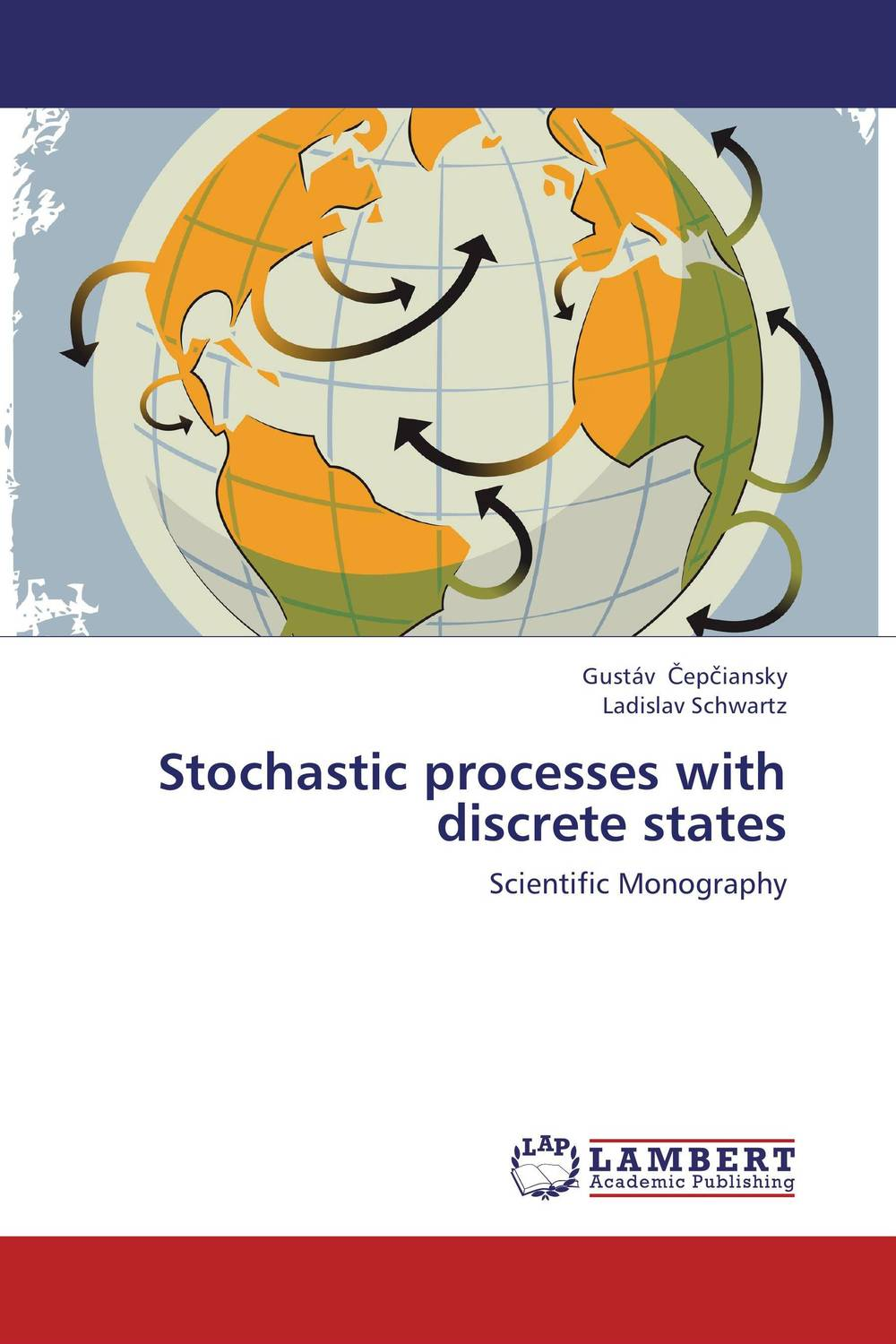 Stochastic processes with discrete states logistic management