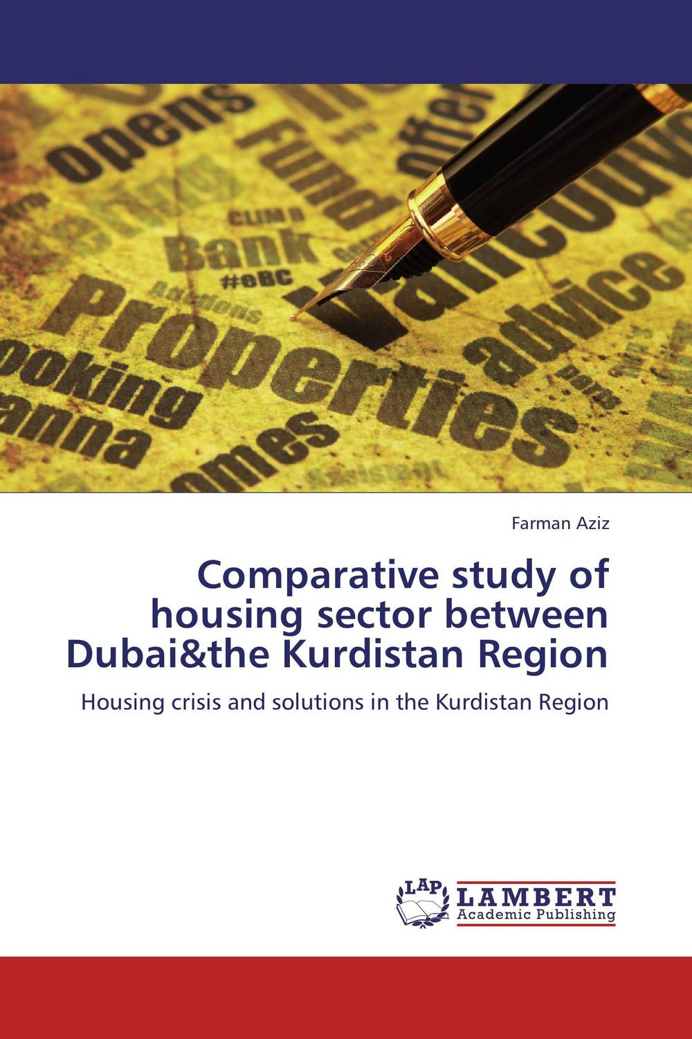 Comparative study of housing sector between Dubai&the Kurdistan Region neuralgias of the orofacial region