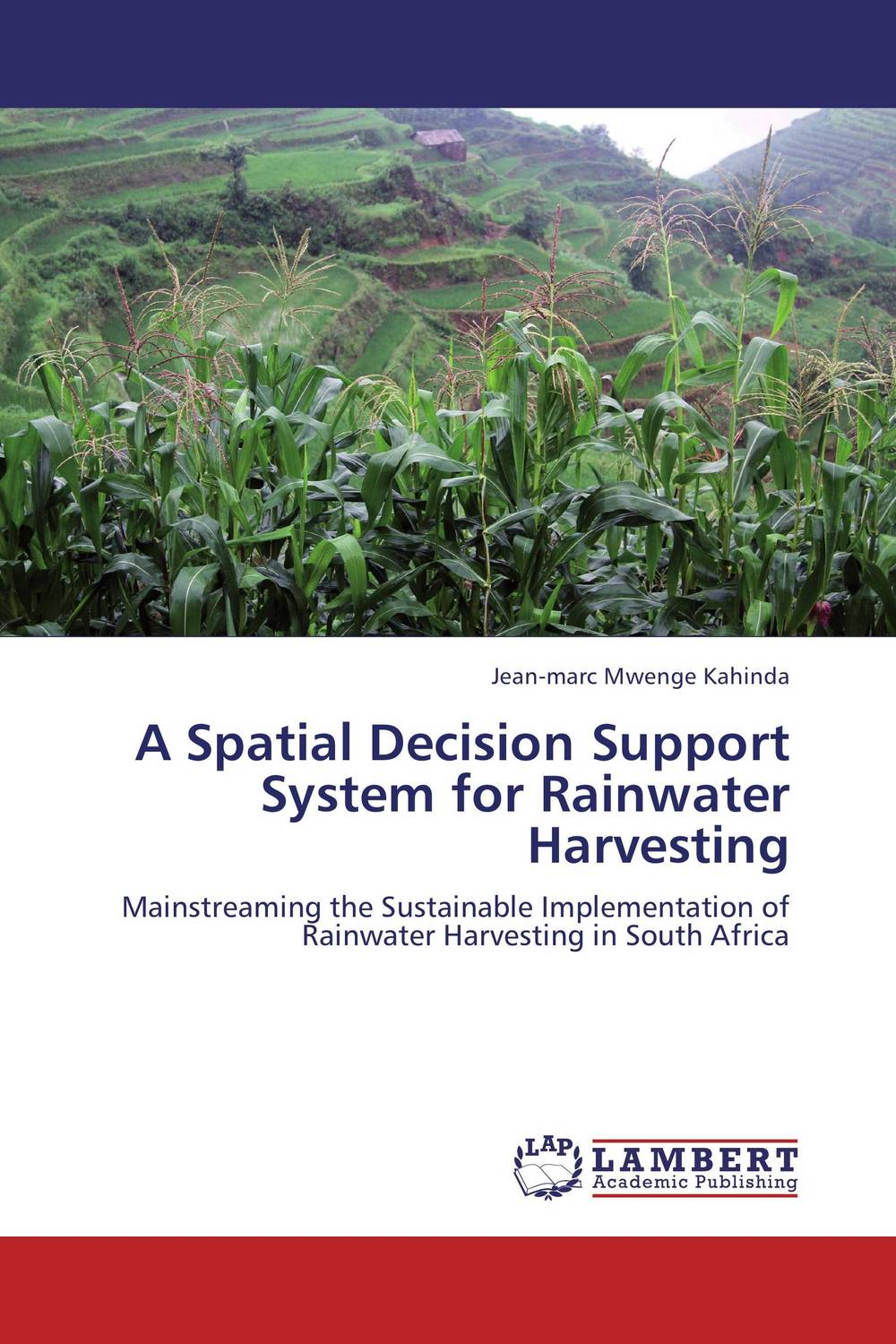 A Spatial Decision Support System for Rainwater Harvesting household rainwater harvesting ponds in ethiopia