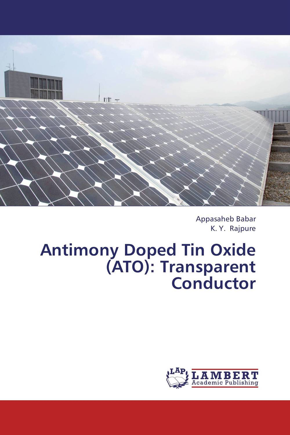 Antimony Doped Tin Oxide (ATO): Transparent Conductor carbohydrate doped mgb2 superconductor for magnet application