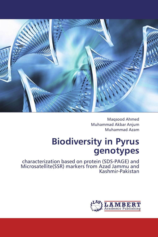 Biodiversity in Pyrus genotypes diversity of east african physic nut jatropha curcas l germplasm