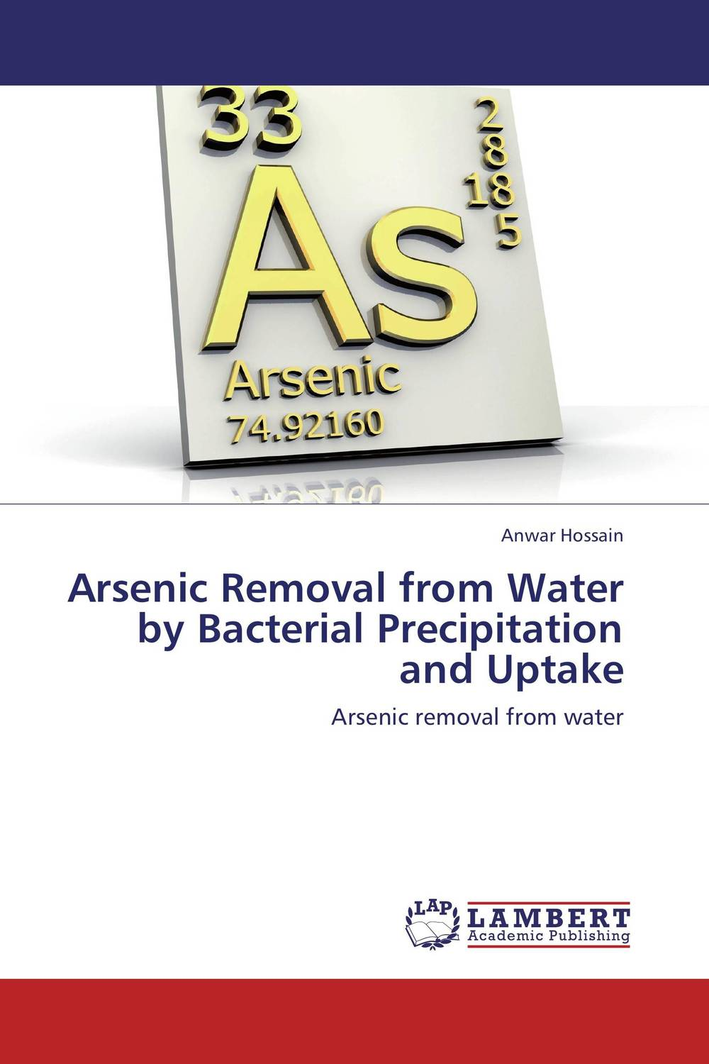 Arsenic Removal from Water by Bacterial Precipitation and Uptake removal of ammonia arsenic and dyes from water by ozone microbubbles