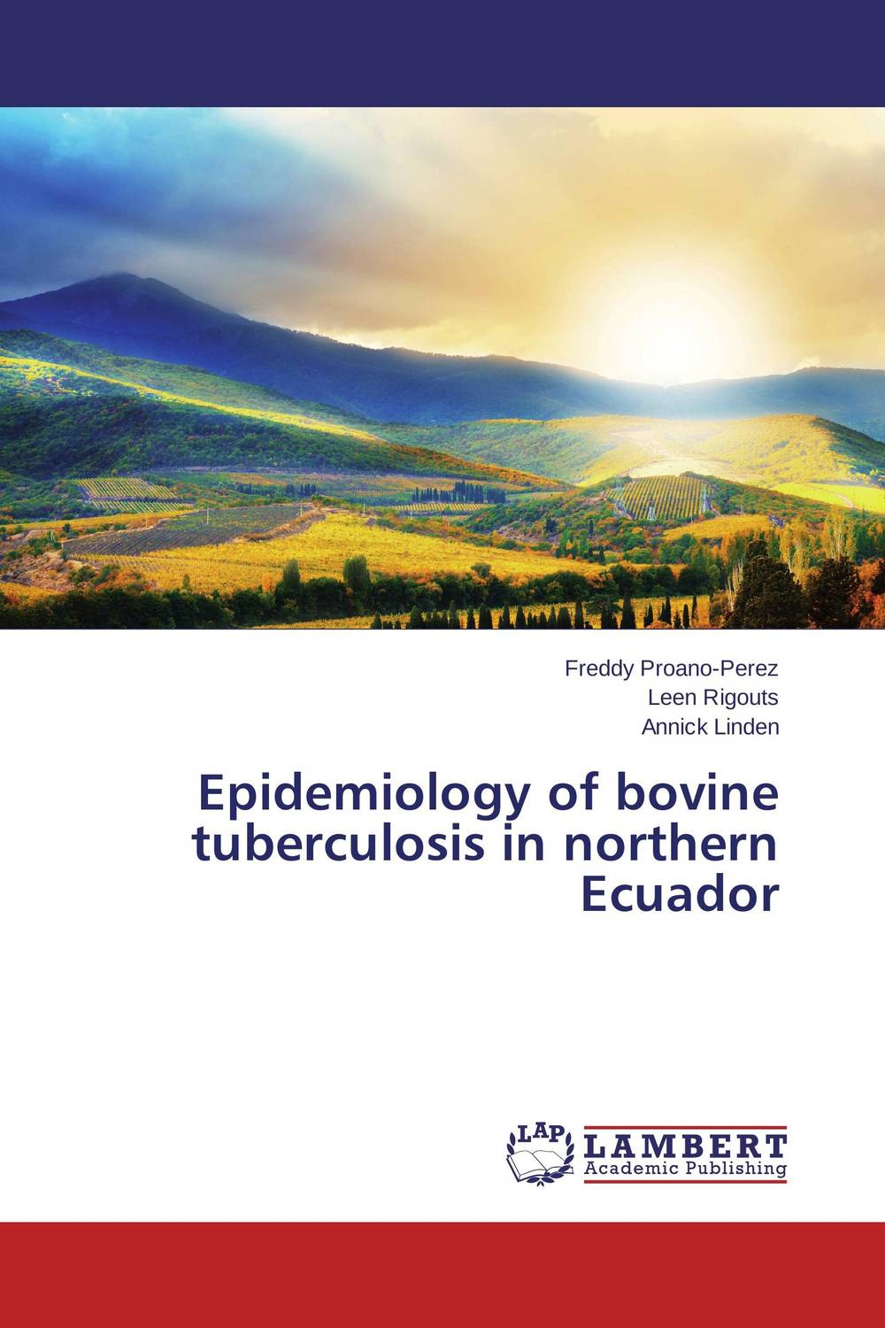 Epidemiology of Bovine Tuberculosis in Northern Ecuador evaluation of tuberculosis dot program case detection and management