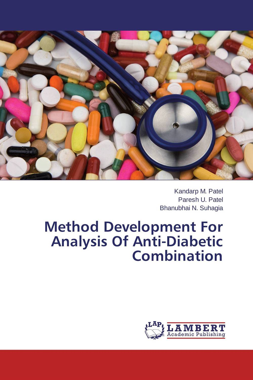 Method Development For Analysis Of Anti-Diabetic Combination  kandarp m patel paresh u patel and bhanubhai n suhagia method development for analysis of anti diabetic combination