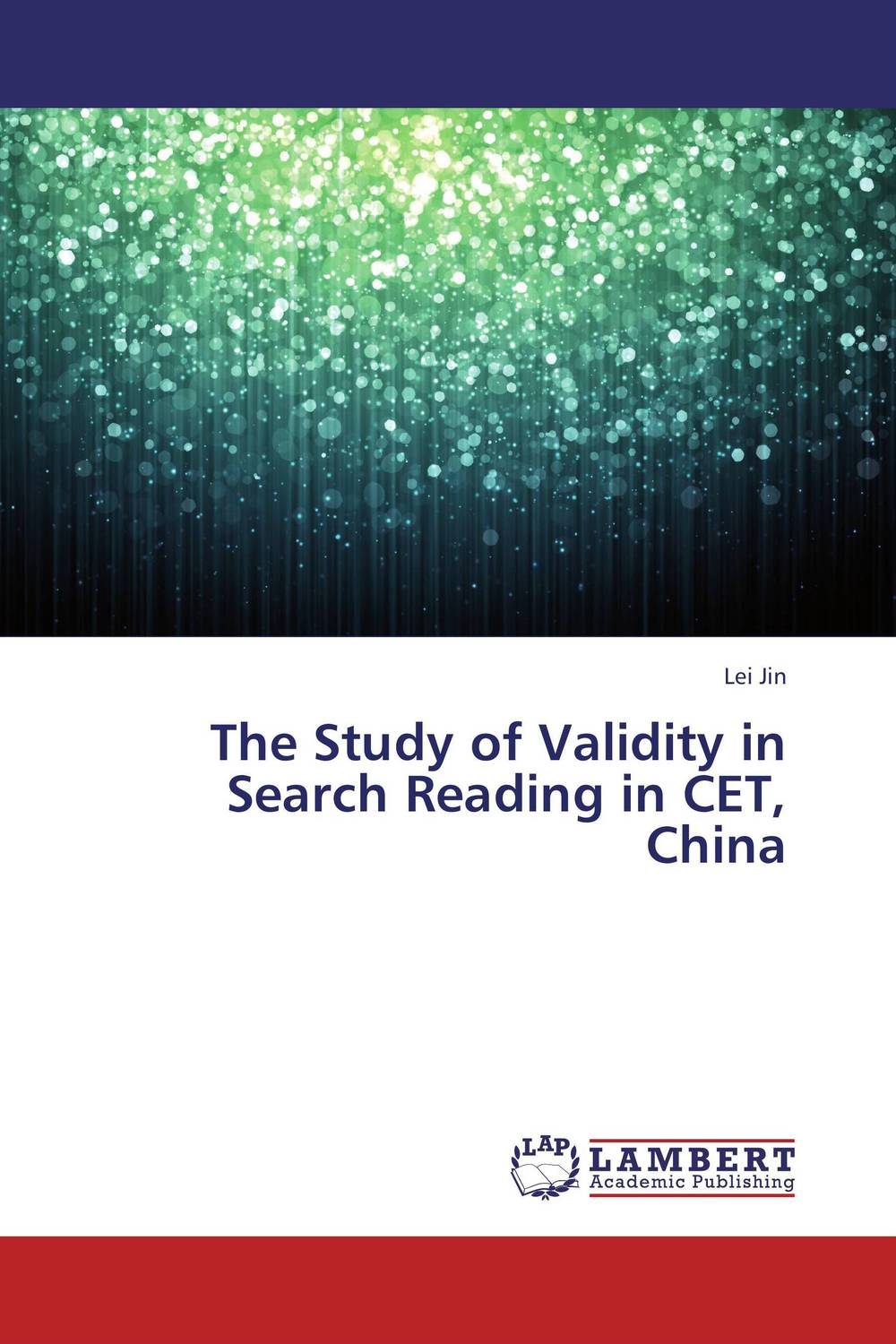 The Study of Validity in Search Reading in CET, China the poor in search of shelter