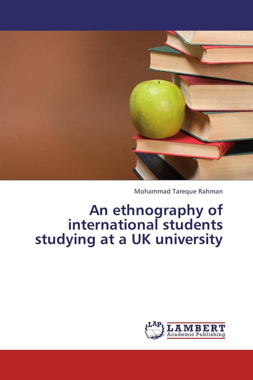 An ethnography of international students studying at a UK university peace education at the national university of rwanda