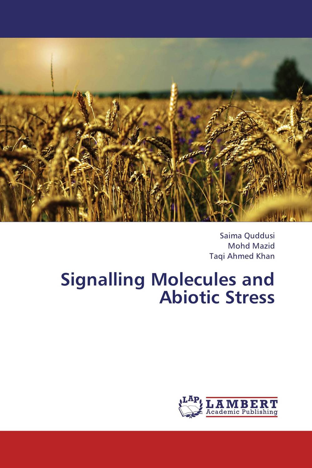 Signalling Molecules and Abiotic Stress dr david m mburu prof mary w ndungu and prof ahmed hassanali virulence and repellency of fungi on macrotermes and mediating signals