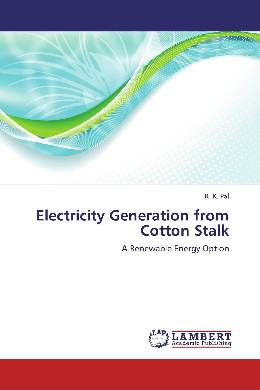 Electricity Generation from Cotton Stalk sadat khattab usama abdul raouf and tsutomu kodaki bio ethanol for future from woody biomass