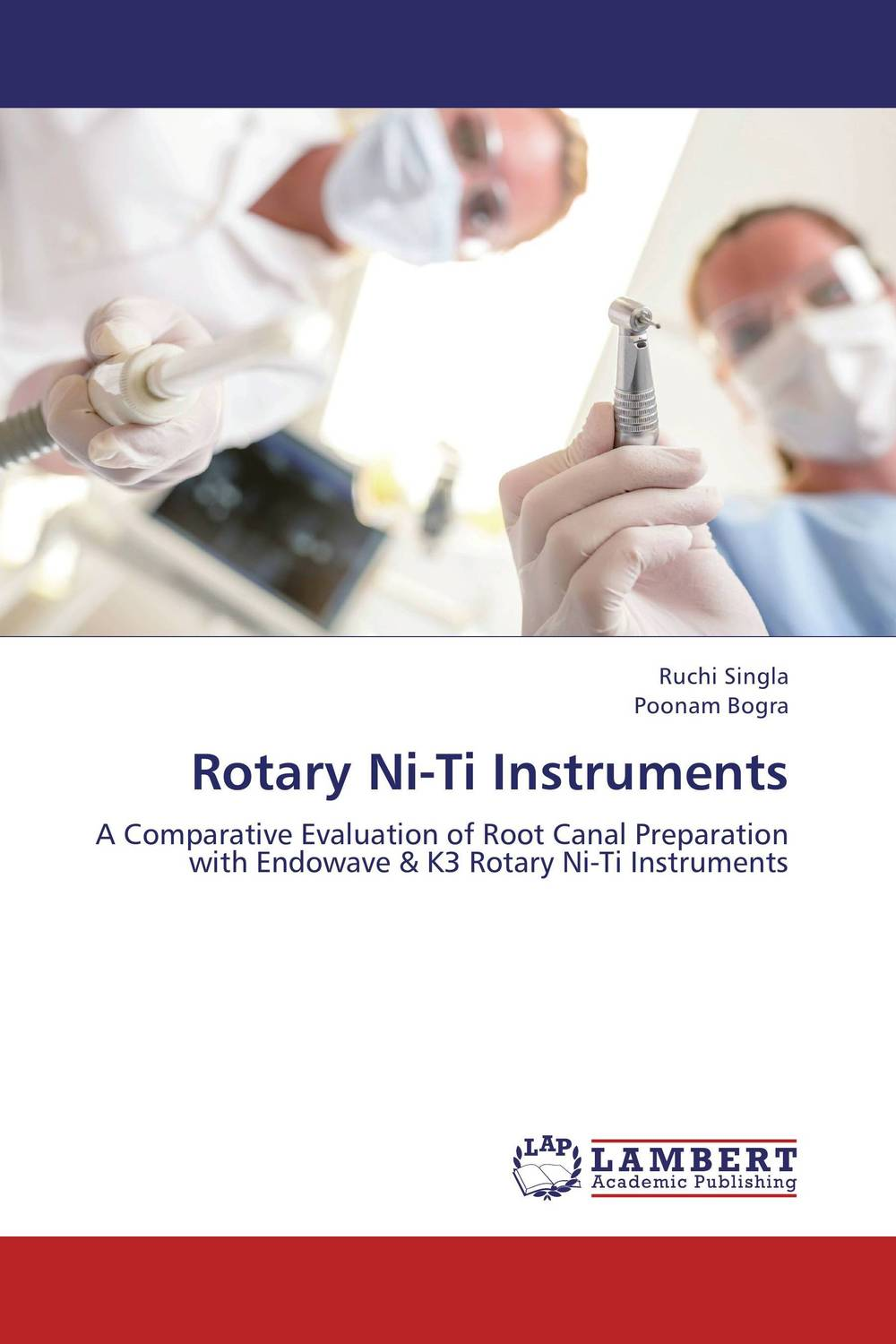 Rotary Ni-Ti Instruments the teeth with root canal students to practice root canal preparation and filling actually